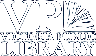 The City of Victoria Texas Library Homepage