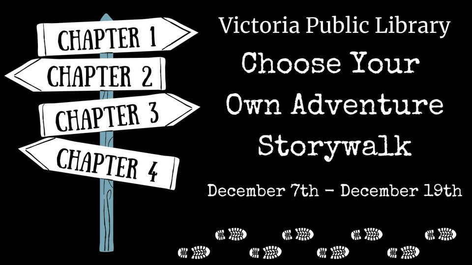 Choose Your Own Adventure Story Walk